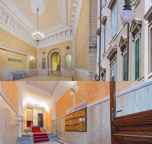 Mietshaus Zinshaus Triest kaufen