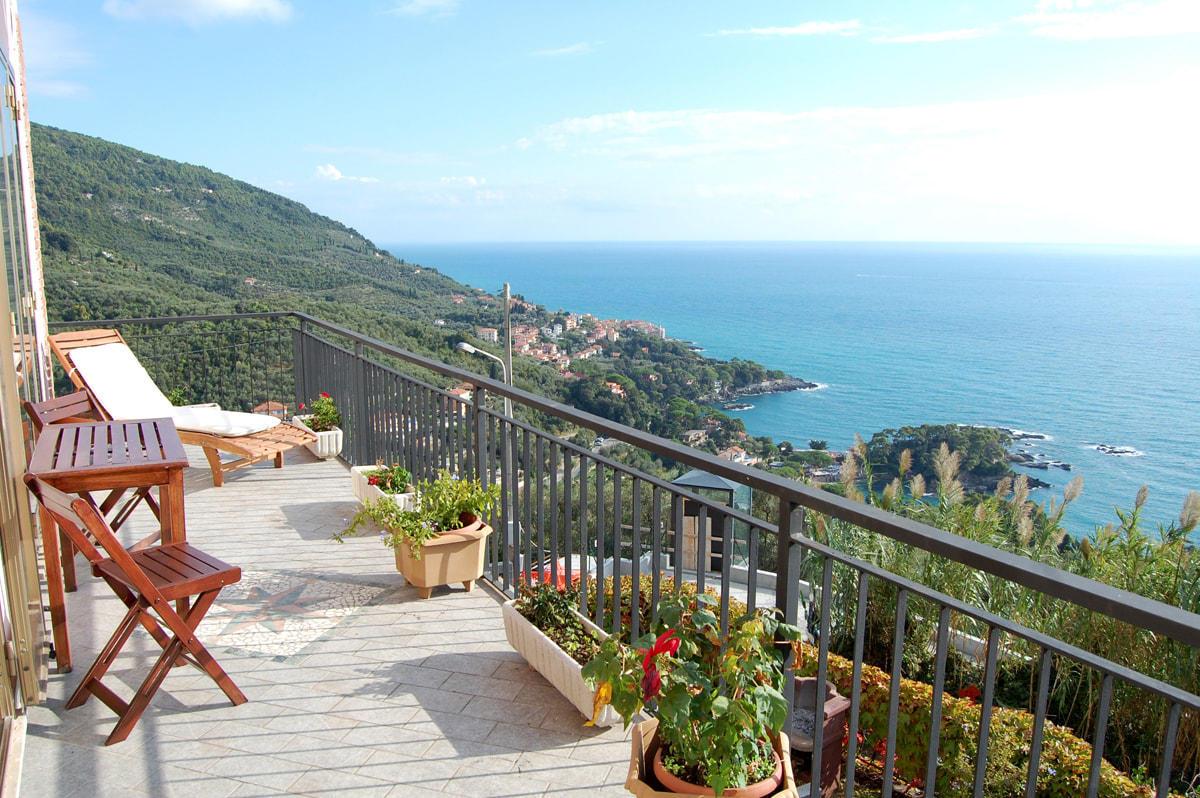 Villa La Spezia Meerblick kaufen