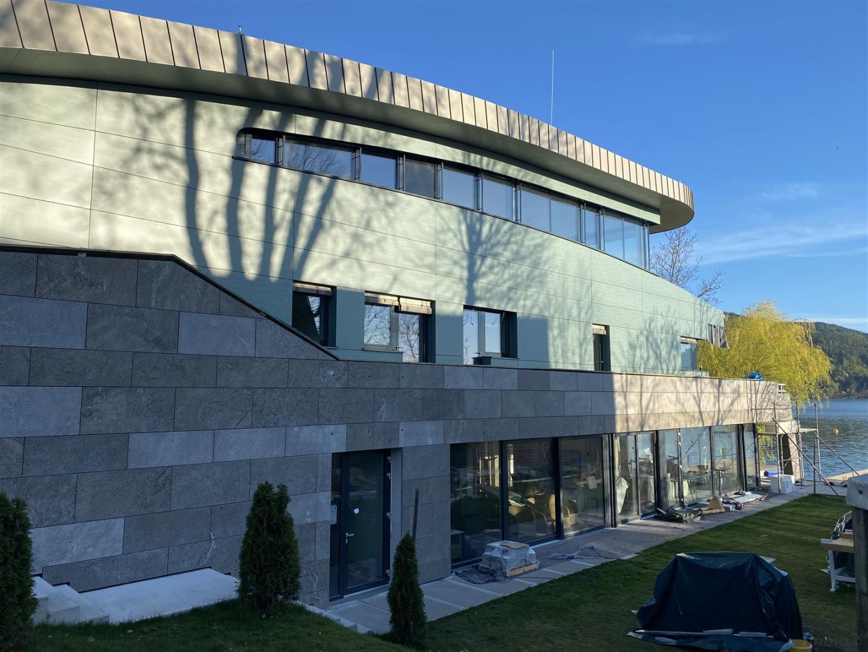 Luxus Villa Wörthersee Privatstrand mieten