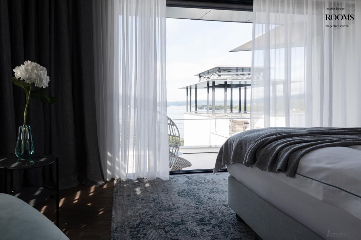 Luxus Penthouse Seezugang Wörthersee