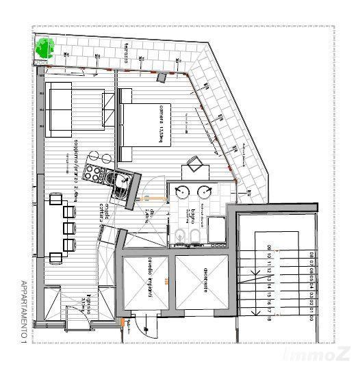 Apartment Typ 1