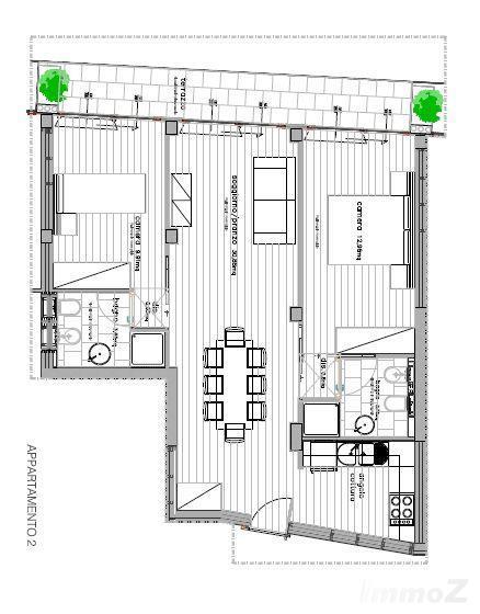 Apartment Typ 2