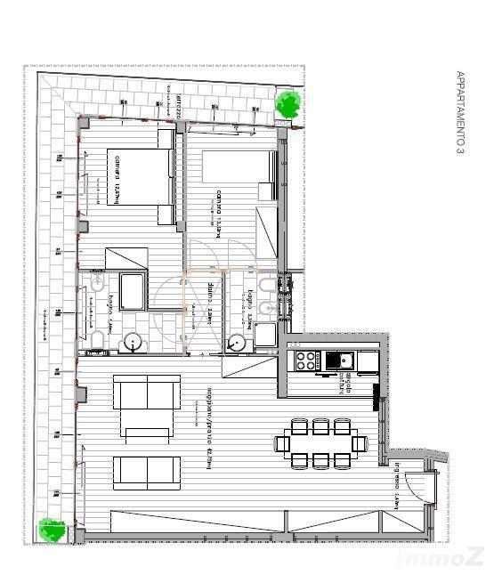 Apartment Typ 3