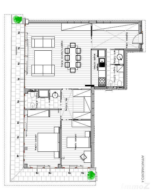 Apartment Typ 4