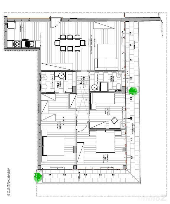 Apartment Typ 6