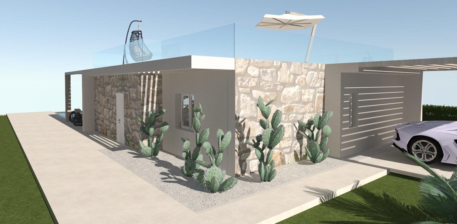 Villa 110 3D IV